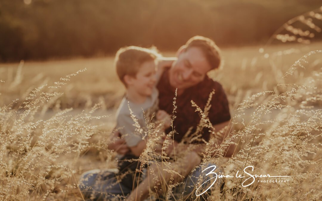 Outdoor Family Session Perth | Sunset at Perrys Paddock