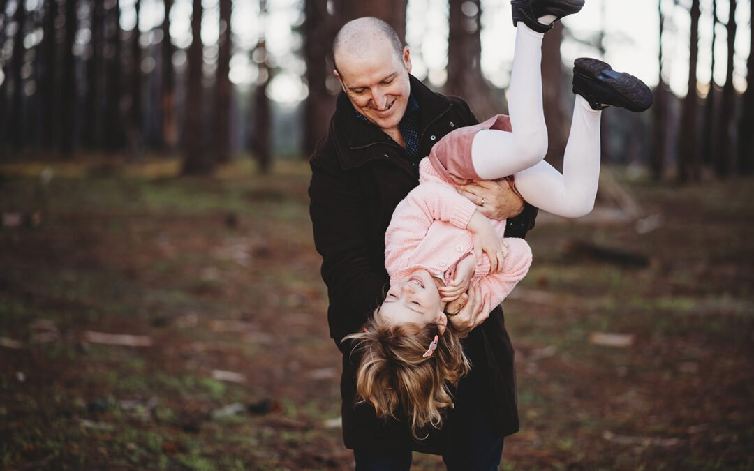 Affordable Perth Family Photographer | Family Session at Wanneroo Pines
