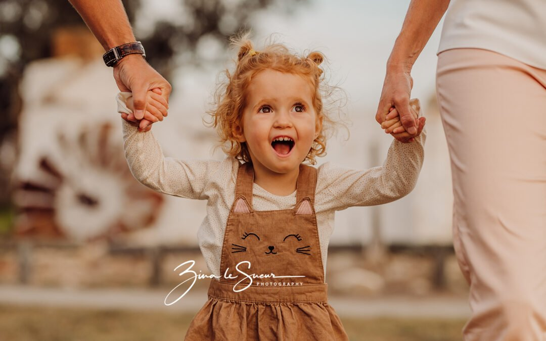 Summer Family Session in Perth | Perrys Paddock