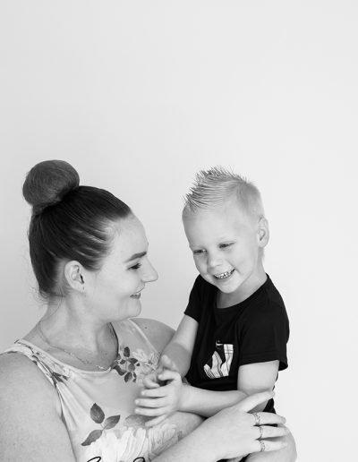 mom-son-studio-portrait-black-and-white